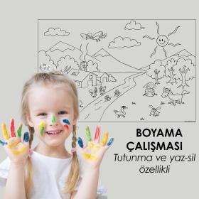 Boyama Calismasi