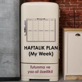 MyWeek Planlayici